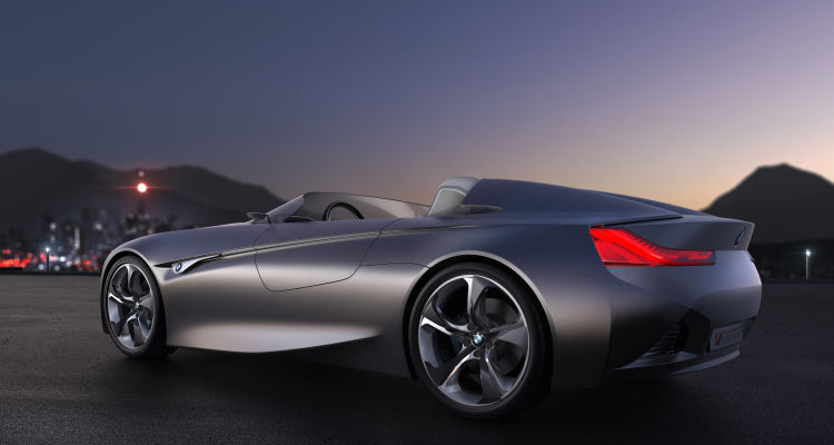 BMW Vision Connected Drive Ad